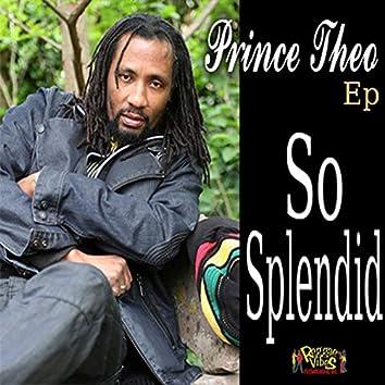 So Splendid - EP
