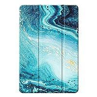 Agger iPad mini 4/iPad mini タブレットケース,三つ折タイプ キズ防止 防塵 スリムなPUレザー 耐久性 三つ折タイプ シェル iPad mini 4/iPad mini Case-A13