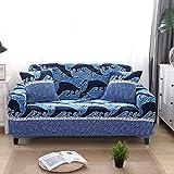 Housse Canape 3 Place,Sofa Cover Stretch Housses de canapé élastiques pour Le Salon...
