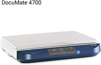 Xerox DocuMate 4700 Color Document Flatbed Scanner