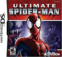 ultimate spider man ds