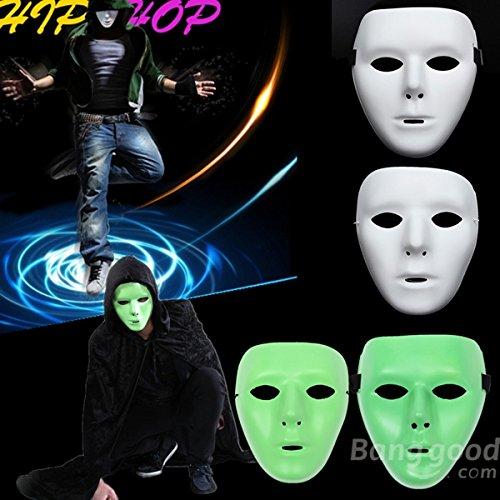 PhilMat Jabbawockeez Maske Halloween Ghost Dance Hip-hop Auftritte Masken Partei Kleid Maske
