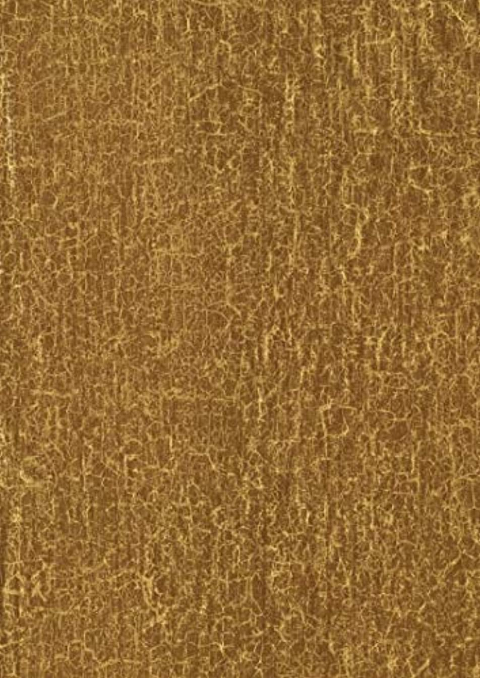 Decopatch Paper No. 297 Pack of 20 Sheets (395 x 298 mm, Ideal for Your papermaches) Yellow craquelé Gold