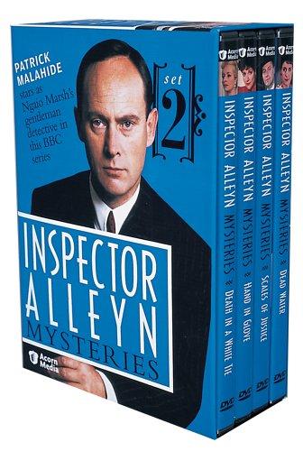 Inspector Alleyn Mysteries, Set 2: William Simons, John Woods, Jim Goddard, Martyn Friend