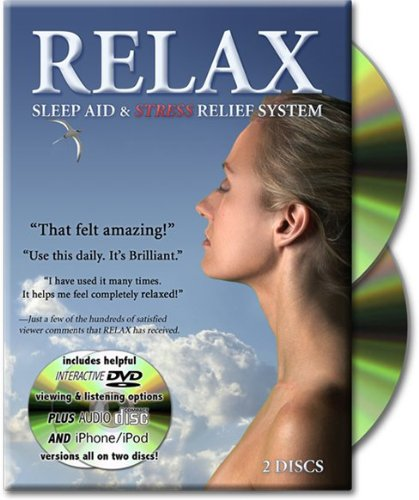 The Relax System: Sleep Aid & Stress Relief (2 Discs)
