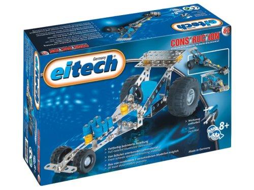 Eitech 00082 - Metallbauk Rennwagen FormelI