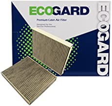 ECOGARD XC36204C Premium Cabin Air Filter with Activated Carbon Odor Eliminator Fits BMW 528i 2011-2016, 535i 2011-2016, 535i xDrive 2011-2016, 528i xDrive 2012-2016, 550i xDrive 2011-2016