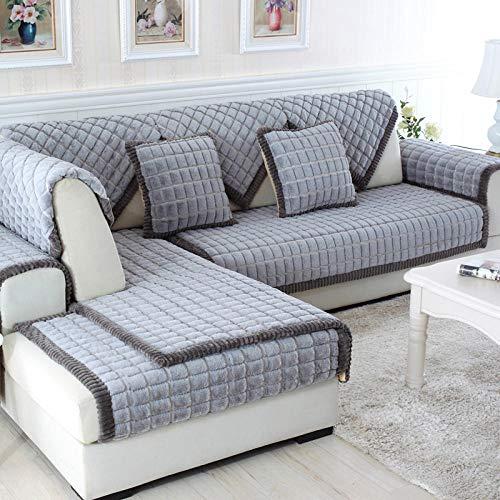 Ginsenget Fundas de sofá de 1 Pieza Sofá de sofá Universal Sillón con Funda Funda de Asiento de Amor Protector de Muebles (12 3 4 plazas),Sofá Antideslizante Sentado