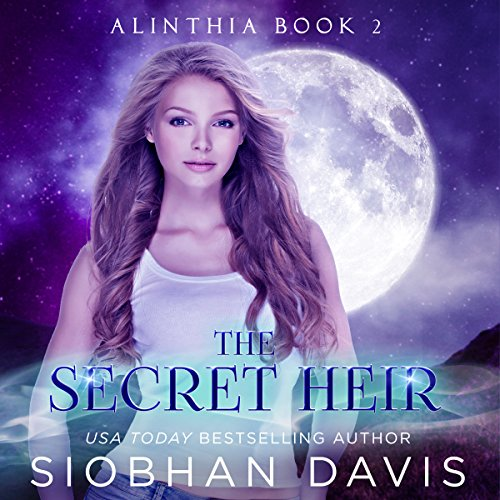 The Secret Heir cover art