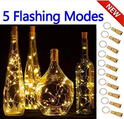 Garten Pre/&Mium 6 St/ück Lamping LED Leuchte Lampen Camping Laterne Licht f/ür Wandern BBQ oder einfach als dekorative Lampe Batteriebetrieben Camping Schreibtisch Zelt Angeln