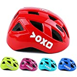 Goofly Colorful Light Weight Kids Safety Bicycle Helmet Children Skateboard Skating Riding Bike