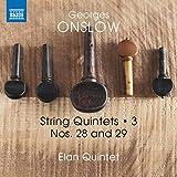 Streichquintette 28 & 29-Vol.3 - Elan Quintet