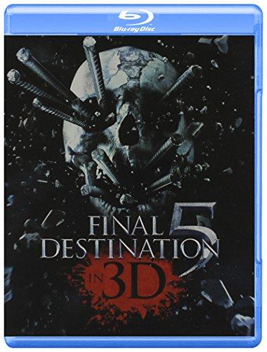 Final Destination 5 3D [Blu-ray]
