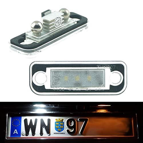 Do!LED 1103V2 LED Kennzeichenbeleuchtung mit E-Prüfzeichen Xenon Optik …