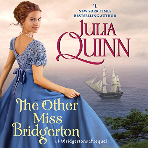 The Other Miss Bridgerton audiobook cover art