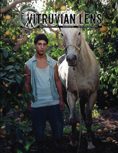 Vitruvian Lens - Edition 2: Fine Art Male Photography