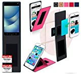 Hülle für Asus Zenfone 4 Pro Tasche Cover Hülle Bumper | Pink | Testsieger