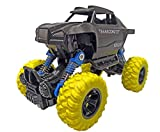 JALARAM Toys Store Pull Back Rock Crawler Monster Truck with Rubber Wheels