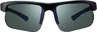 Polarized Sunglasses Cusp S Wraparound Frame 67 mm