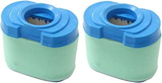 HIPA (Pack of 2) 792105 276890 Air Filter Cartridge for Briggs & Stratton 407777 40G777 40H777 445667 445877 44H777 44K777 44L777 Engine Lawn Mower