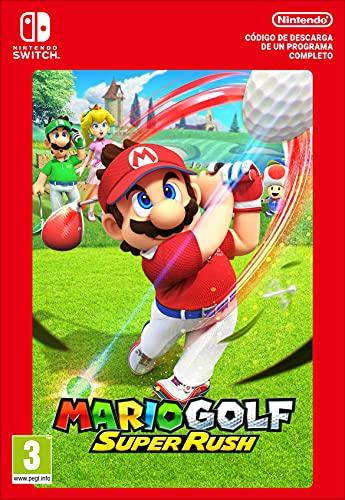 Mario Golf: Super Rush Standard [Pre-Load]   Nintendo Switch - Código de descarga