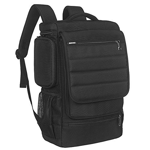 2. Laptop Backpack,BRINCH Anti-tear Water-resistant