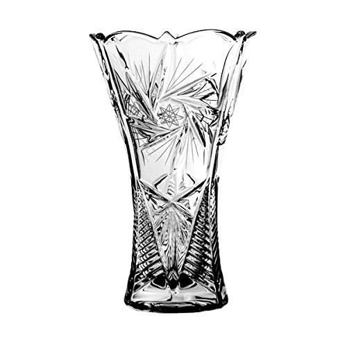 Crystaljulia vaas, kristal, transparant
