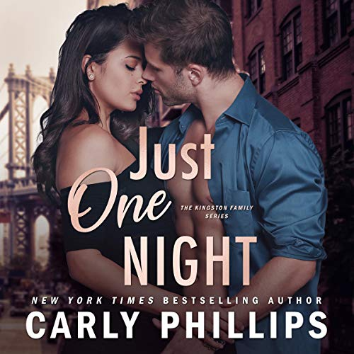 Just One Night Audiobook By Carly Phillips cover art