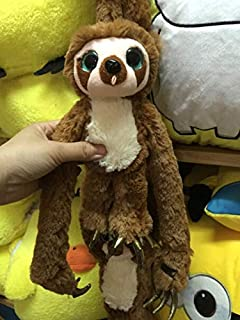 The Petting Zoo Gift Great for Baby//Toddlers//Kids 14 Soft Brown Snugglerz Sloth Certified Warranty Boys /& Girls Baby Dolls Stuffed Animal Toy Plush Great Birthday Gifts for Kids