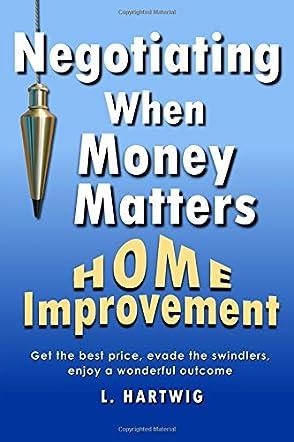 Negotiating When Money Matters