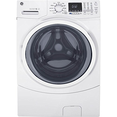 GE APPLIANCES GFW450SSMWW, White