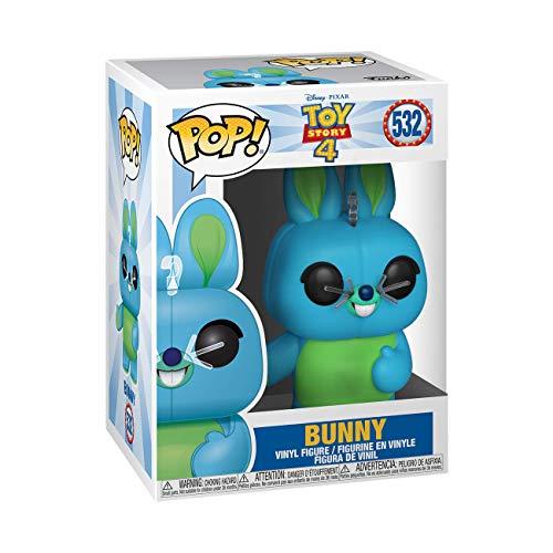 Funko- Pop Vinile: Disney: Toy Story 4: Bunny Figura da Collezione, Multicolore, 37400