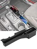 Savadicar JK GearTray Gear Shift Console Side Storage Box...