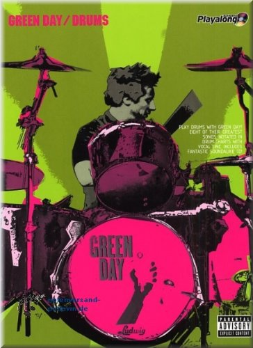 Green Day Drums – Authentic Playalong – note batteria [Note musicali]