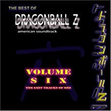 Dragon Ball Z 6: Lost Tracks of DBZ Original Soundtrack
