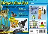 Lucky Reptile–BSST-70 Bright Sun Turtle, 70 W, lámpara de Vapor metálico con Casquillo y balastro para Tortugas