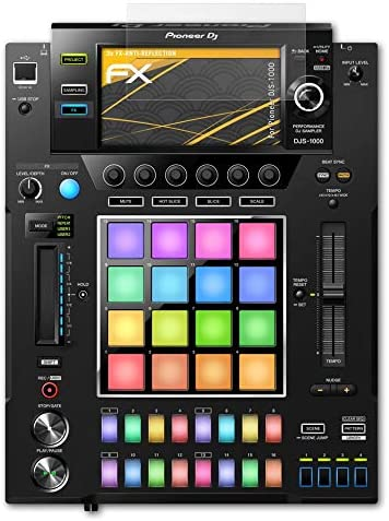 atFoliX Tampa Mall Screen Protector quality assurance Compatible with DJS-1000 Pioneer