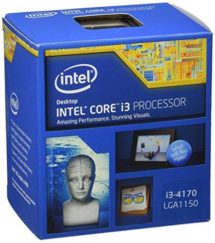 INTEL BX80646I34170 CORE I3-4170 FC-LGA12C 3.7G 3MB (reacondicionado certificado)