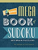 Go!Games Mega Book of Sudoku: 365 Brain Puzzlers