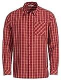 VAUDE Herren Hemd-Bluse Men's Albsteig LS Shirt II, Carmine, XXXL, 41809