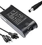 65W 19.5V 3.34A AC Adapter Laptop Charger for Dell Latitude E5430 E5440 E5450 E5470 E5530 E5540 E5550 E5570 E7250 E7270 E7470 3189 3340 5290 5450 5550 7390 7480 7490 Power Supply Cord Plug (7.45.0mm)