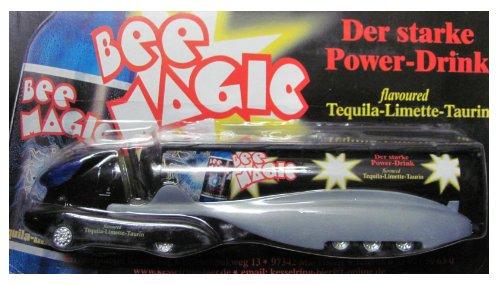 Kesselring Nr.09 - Bee Magic, Der starke Power Drink - Colani Sattelzug mit Tankauflieger