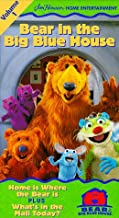 Bear in the Big Blue House, Vol. 1 - Home Is Where the Bear Is / What's in the Mail Today VHS