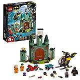 LEGO-DC Comics Super Heroes 4 Ans et Plus Batman et l'évasion du Joker Jouet DC Comics Enfant Préscolaire 4 Ans et Plus, 171 Pièces 76138