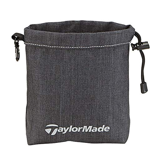 TaylorMade Golf Players Valuables Pouch (, ), Black, One Size