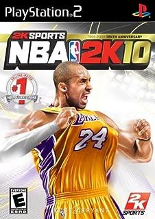 NBA 2K10 - PlayStation 2