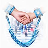 Product Image of the Reflective Anti Lost Wrist Link with Child Lock Toddler Child Harness Leash for...