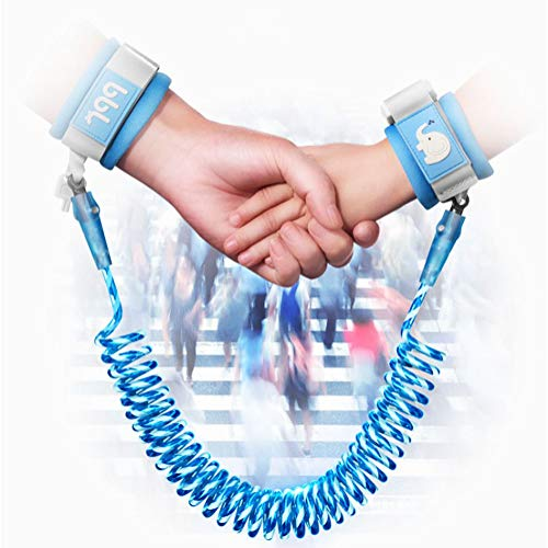 Reflective Anti Lost Wrist Link with Child Lock Toddler Child Harness Leash for...
