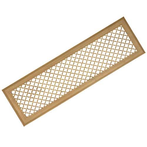 Rejillas, Difusores Y Respiraderos- Rejilla De Ventilación ABS, Red De Ventilación Decorativa para Baño Resistente A Altas Temperaturas, Rejilla De Ventilación Ecológica Y Resistente A La Corrosión