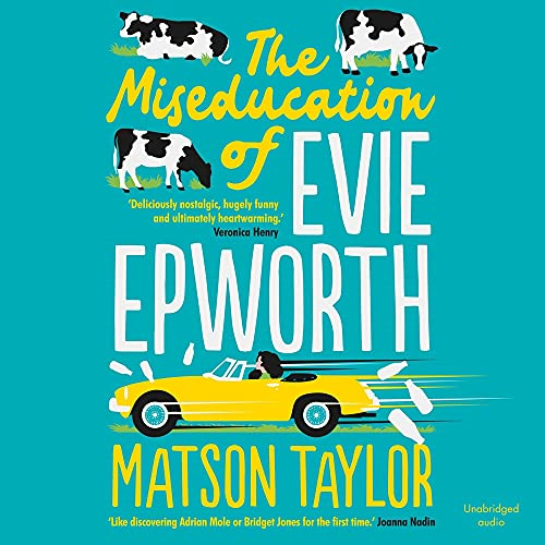 The Miseducation of Evie Epworth cover art